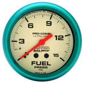 Ultra-Nite™ Mechanical Fuel Pressure Gauge 4511