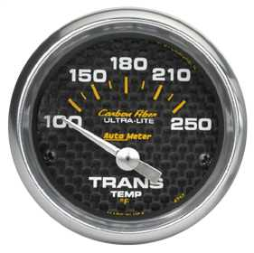 Carbon Fiber™ Electric Transmission Temperature Gauge