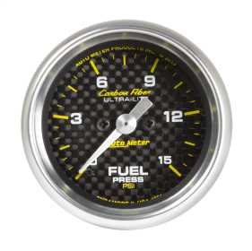 Carbon Fiber™ Electric Fuel Pressure Gauge