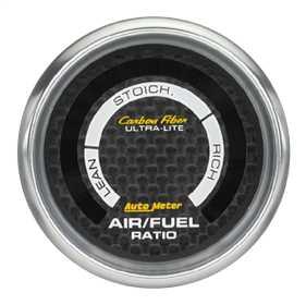 Carbon Fiber™ Electric Air Fuel Ratio Gauge