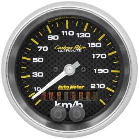Carbon Fiber™ In-Dash Electric Speedometer