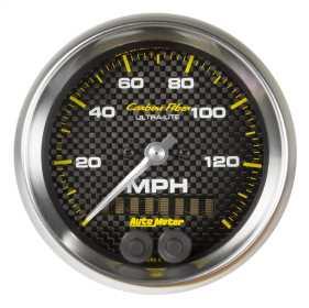 Carbon Fiber™ Speedometer