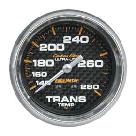 Carbon Fiber™ Mechanical Transmission Temperature Gauge