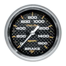 Carbon Fiber™ Electric Brake Pressure Gauge 4867