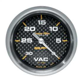 Carbon Fiber™ Electric Vacuum Gauge
