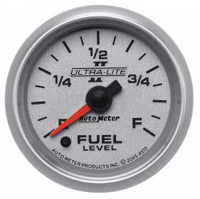 Ultra-Lite II® Electric Programmable Fuel Level Gauge