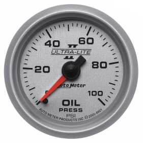 Ultra-Lite II® Mechanical Oil Pressure Gauge