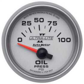 Ultra-Lite II® Electric Oil Pressure Gauge