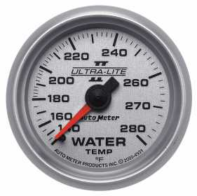 Ultra-Lite II® Mechanical Water Temperature Gauge