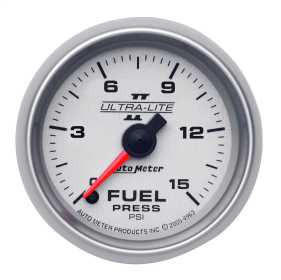 Ultra-Lite II® Electric Fuel Pressure Gauge