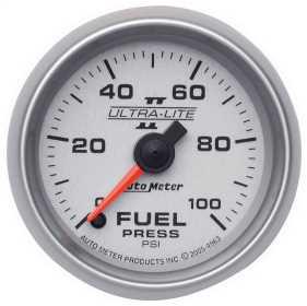 Ultra-Lite II® Electric Fuel Pressure Gauge 4963