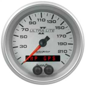Ultra-Lite II® GPS Speedometer