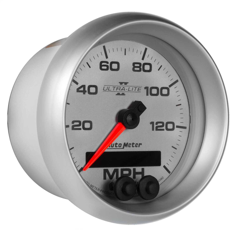 AutoMeter Ultra-Lite II® GPS Speedometer 4980 4980