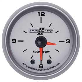 Ultra-Lite II® Clock