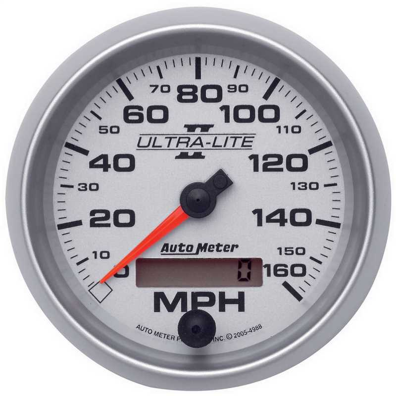 Ultra-Lite II® Programmable Speedometer 4988