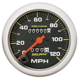 Pro-Comp™ Mechanical In-Dash Speedometer