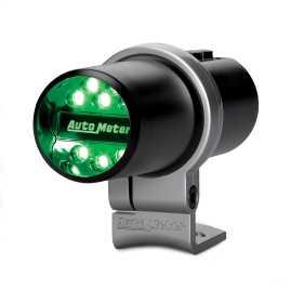 Pit Road Speed Warning Light