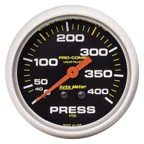 Pro-Comp™ Liquid-Filled Mechanical Pressure Gauge 5424