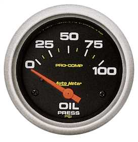 Pro-Comp™ Electric Oil Pressure Gauge