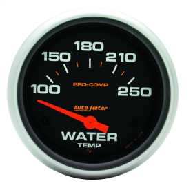 Pro-Comp™ Electric Water Temperature Gauge