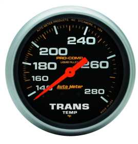 Pro-Comp™ Liquid-Filled Mechanical Transmission Temp Gauge