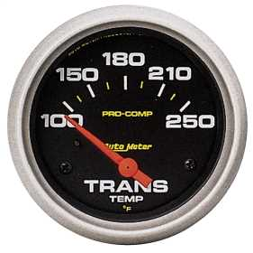 Pro-Comp™ Electric Transmission Temperature Gauge