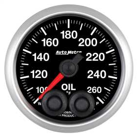 NASCAR Elite Oil Temperature Gauge