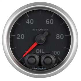 Elite Series™ Oil Pressure Gauge