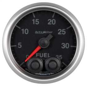 Elite Series™ Fuel Pressure Gauge