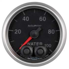 NASCAR Elite Water Pressure Gauge