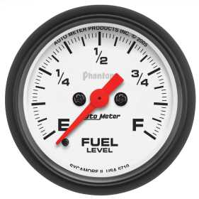 Phantom® Electric Programmable Fuel Level Gauge