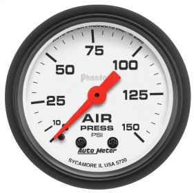 Phantom® Mechanical Air Pressure Gauge