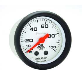 Phantom® Mechanical Oil Pressure Gauge