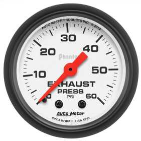 Phantom® Mechanical Exhaust Pressure Gauge