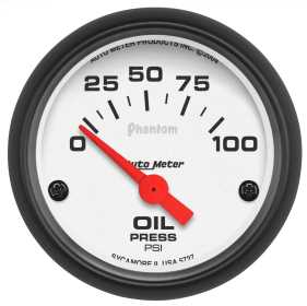 Phantom® Electric Oil Pressure Gauge
