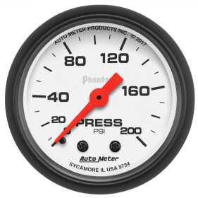 Phantom® Mechanical Pressure Gauge