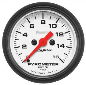 Phantom® Electric Pyrometer Gauge Kit