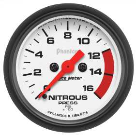 Phantom® Electric Nitrous Pressure Gauge