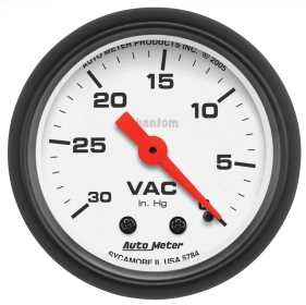 Phantom® Mechanical Vacuum Gauge