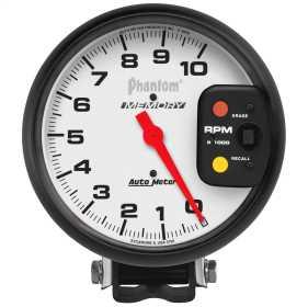 Phantom® Memory Tachometer