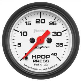 Phantom® High Pressure Oil Pump Gauge