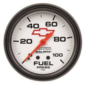 GM Series Mechanical Fuel Pressure Gauge 5812-00406
