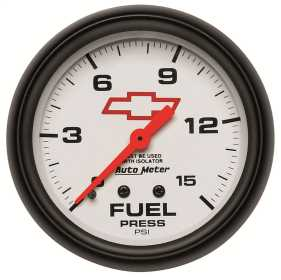 GM Series Mechanical Fuel Pressure Gauge 5813-00406