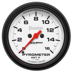 Phantom® Digital Pyrometer Gauge Kit