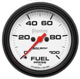 Phantom® Electric Fuel Pressure Gauge 5863