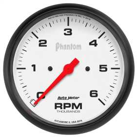 Phantom II® In-Dash Tachometer 5876