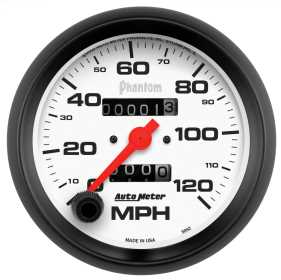 Phantom® In-Dash Mechanical Speedometer
