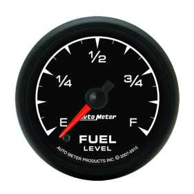 ES™ Electric Programmable Fuel Level Gauge