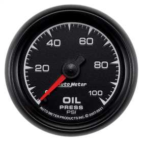ES™ Mechanical Oil Pressure Gauge