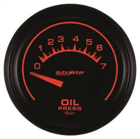 ES™ Electric Oil Pressure Gauge